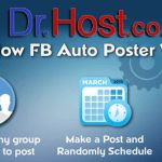 Dr. Host Facebook Auto Poster