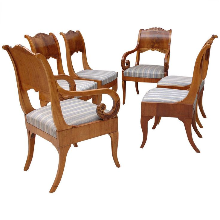Best Antique Vintage Dining Chairs Images On Pinterest