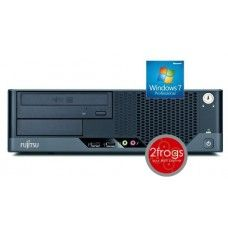 PC FUJITSU Esprimo E5731 - E5500 2.8GHz, 4GB RAM , 250GB HDD - See more at: http://shop.2frogs.gr