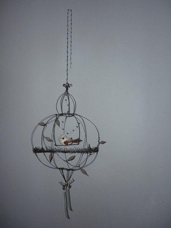 17 b sta bilder om min p pinterest ikeatips skulptur och gratis utskrivbart - Suspension cage oiseau ...