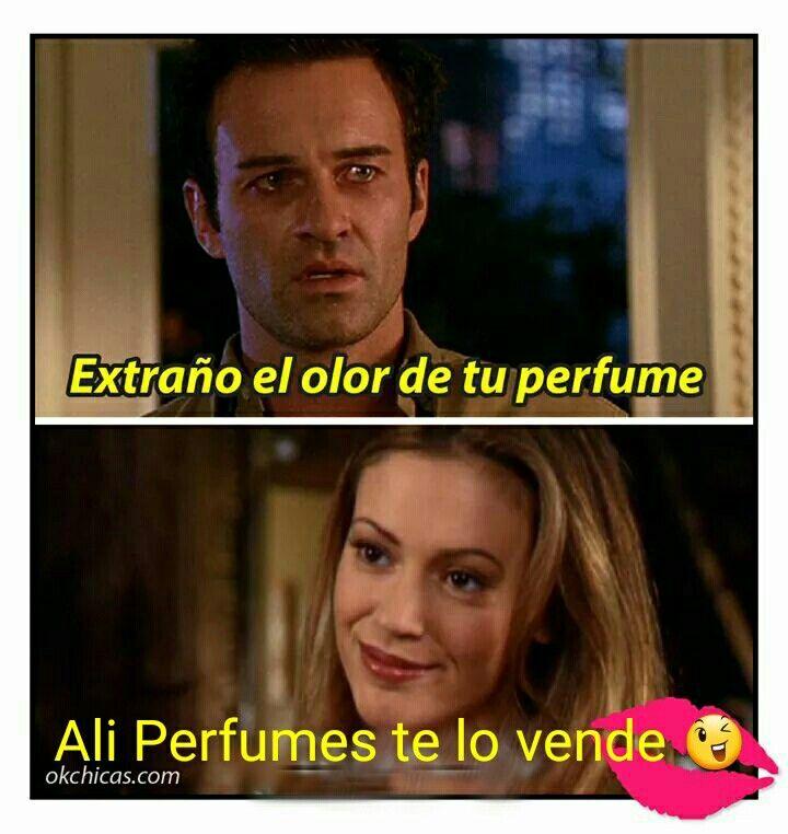 Solo en Ali Perfumes