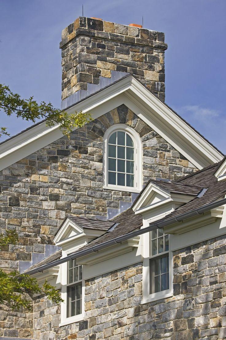 Stone Farmhouse GP Schafer Architect PLLC