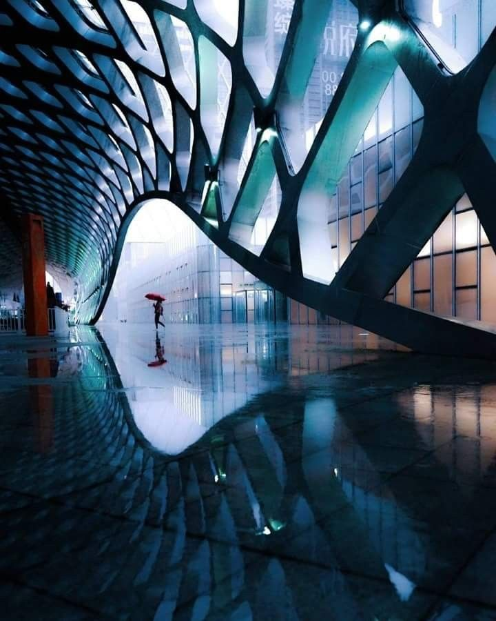 At the threshold between here and the multiverse! Photo by @gil_dubs #festimtoshi #arcfly #photography _____________ . . . _____________ #architecturephotography #architecture #architect #parametricarchitecture #contemporaryarchitecture #unique #nightmode #photographylovers #photographysouls #mystical #reflection #archiphoto #beautifuldestinations #eclectic_shotz #earthpix #minimalits #photographer #photographerslife #archilovers #archidaily #architexture #morningmotivation