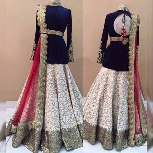 Types Of Bridal Lehengas For Indian Weddings   Fashion Tips - Indiarush