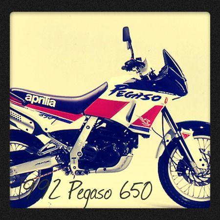 1992 #Aprilia Pegaso 650