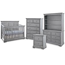 image of Westwood Design Hanley Nursery Furniture Collection in Cloud