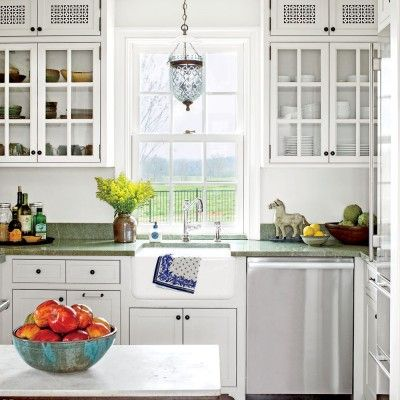 Small White Cottage Kitchen best 25+ white cottage kitchens ideas only on pinterest | cottage