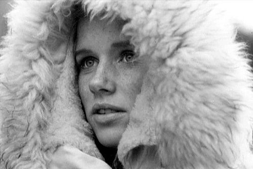 """This is Liv Ullmann winning the unspoken """"Most Beautiful Actress Ever"""" contest."""