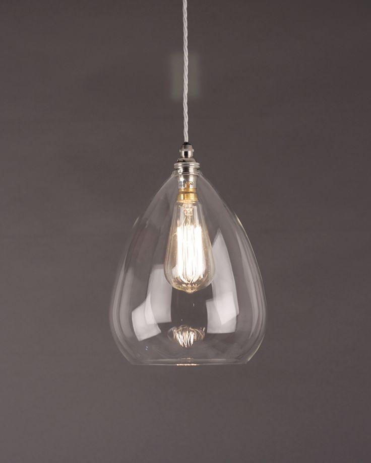 Best 25+ Glass pendant light ideas on Pinterest | Pendant ...