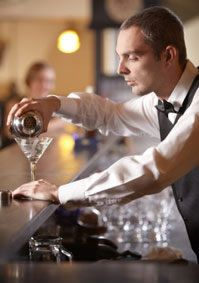 Our bartending service is great.