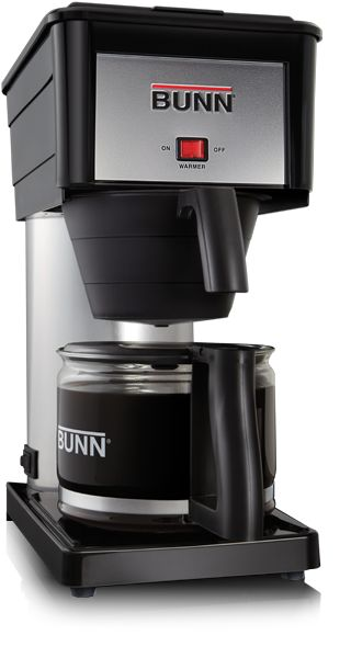 Bunn Velocity Brew BX Coffee Maker | Maintains 200 degree water tank for a full pot in 3 minutes | $130 #Bunn