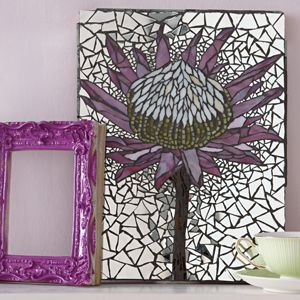 very pretty - I'm not a huge fan of Mosaic - but this is gorgeous!