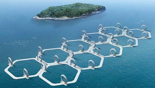 wind lens turbine, kyushu university, yokohama, wind power, wind energy, green design, sustainable design