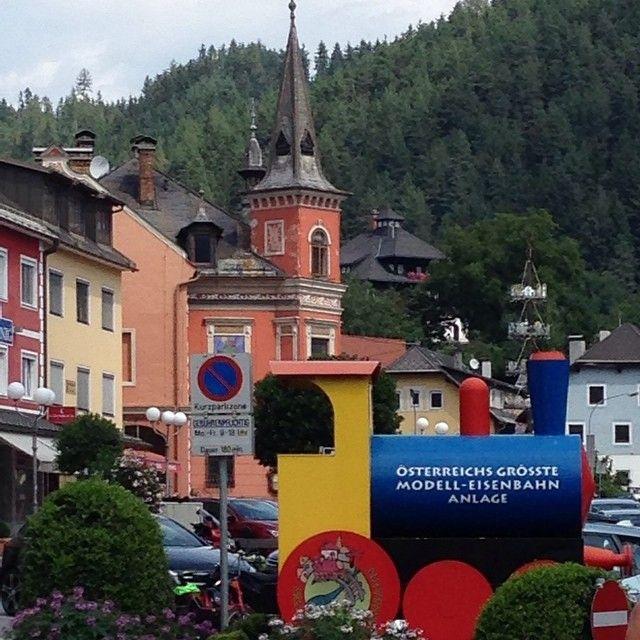 Spittal an der Drau i Kärnten
