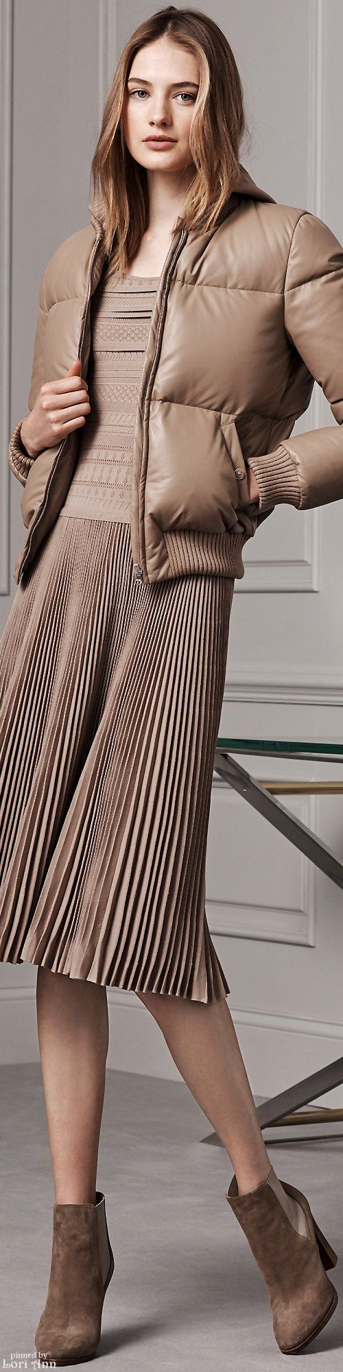 Ralph Lauren Pre-Fall 2016 women fashion outfit clothing stylish apparel @roressclothes closet ideas