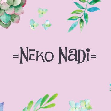 Really love what NekoNadi is doing on Etsy.