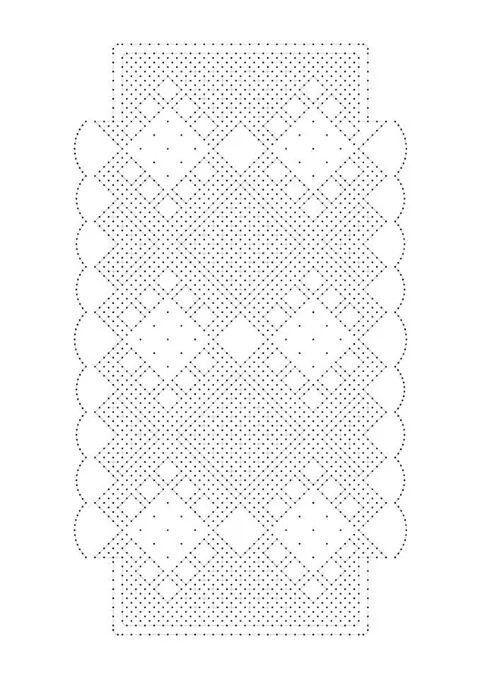 patrones de bolsos de encaje de bolillos - Cerca con Google
