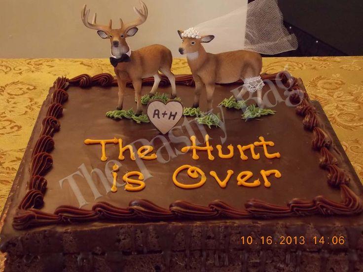 Best grooms cake for Josh so far