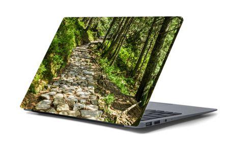 Naklejka na laptopa - Kamienny szlak 4461
