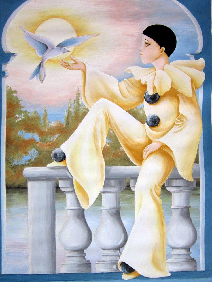Piccoli Capricci: Un Pierrot per voi :-)