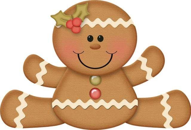 Ginger Navidad Galletitas de Jengibre