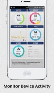 data usage tracking app iphone