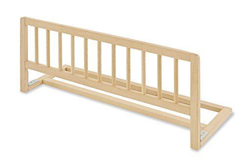 Pinolino Classic Bed Rail (Nature)