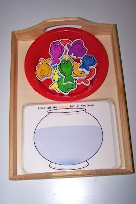 Dr. Seuss counting fish game