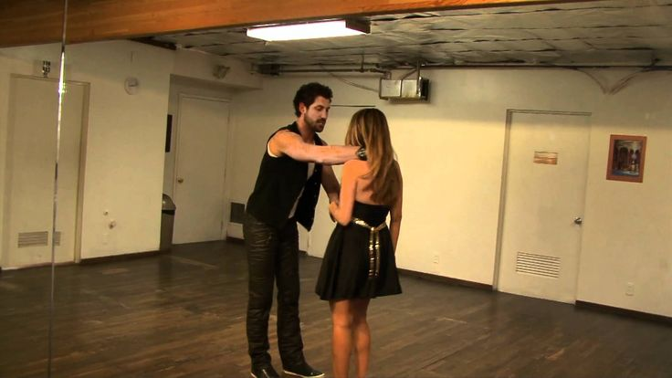 How To: Dance Salsa by Maksim Chmerkovskiy... just listen to Maks - he actually is a great instructor :)