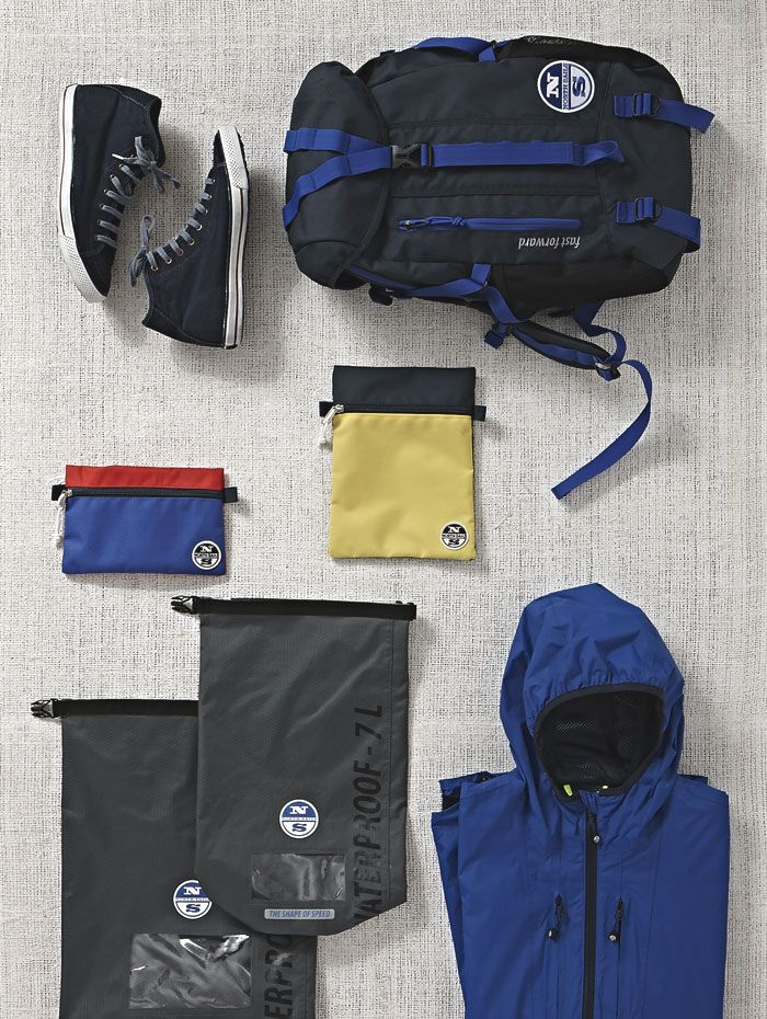 #NorthSails #Lookbook #collection #spring #summer #2014 #Jacket #walsh #shoes #sweatshirt #hooded #bag #waterproof #giacca #scarpe #borsa #sacche #zaino #Cesare #Medri #collezione #primavera #estate