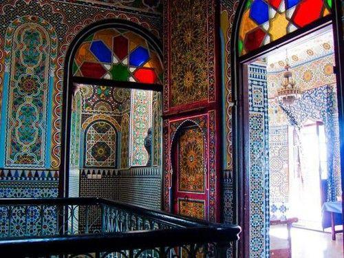 Image de art, colours, and house