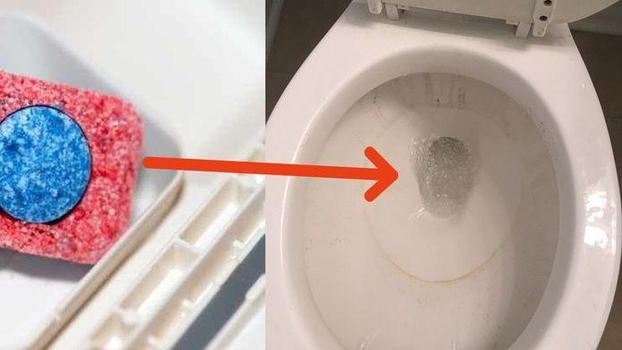 Geniální nápady jak netradičně využít obyčejné tablety do myčky – vyčistí téměř cokoliv! | Vychytávkov