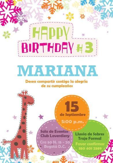 Fiesta Infantil http://comprasonline.zetta.com/product/tarjeta-fiesta-infantil-14-x-20-cm