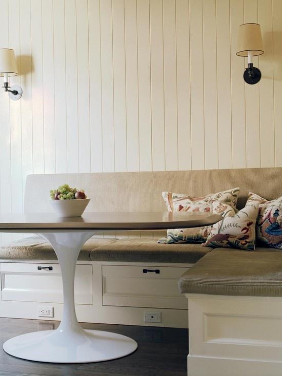 17 best ideas about kitchen booths on pinterest kitchen booth table kitchen booth seating and - Kitchen nook booth ...