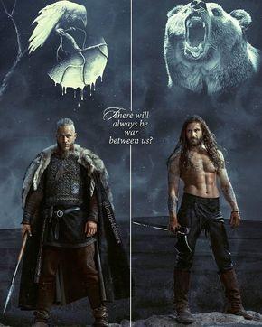 @vikings_badass || One of my fav pics #Viking #vikings #history #tv #travisfimmel #ragnar #ragnarlothbrok #badass