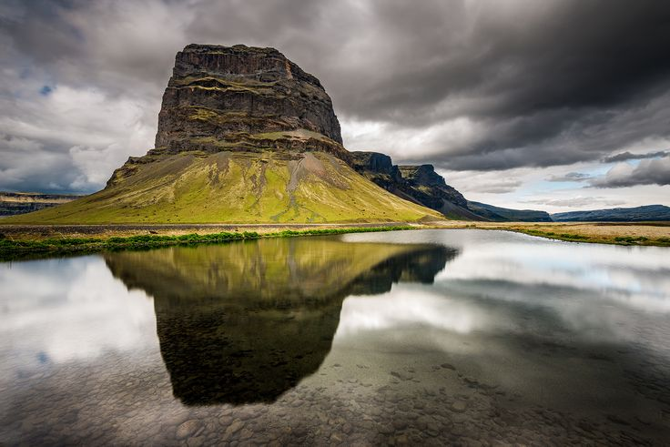 Sentinel of Iceland by Sven Verbruci