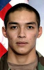 Army SGT Kampha B. Sourivong, 20, of Iowa City, Iowa. Died September 30, 2006, serving during Operation Iraqi Freedom. Assigned to 1st Battalion, 133rd Infantry, Iowa Army National Guard, Iowa Falls, Iowa. Died of wounds sustained when hit by enemy small-arms fire during mounted security operations in Asad, Anbar Province, Iraq.