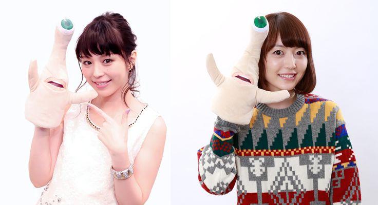 parasyte anime english voice actors