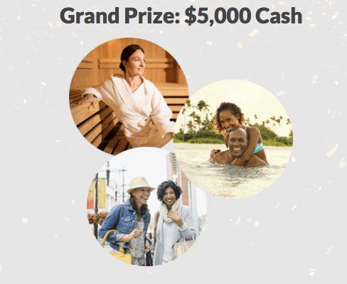 Grand Prize is a $5,000.00 Cash Prize. Open only to individuals who are legal residents and physically located in the fifty states in the United States or the District of Columbia and who are at least 21 years of age at the time of entry.    Limit one...