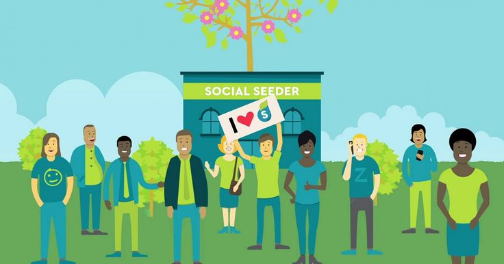 Ik werd zonet trotse ambassadeur van Social Seeder!