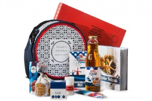 Kerstpakket Typisch Hollands