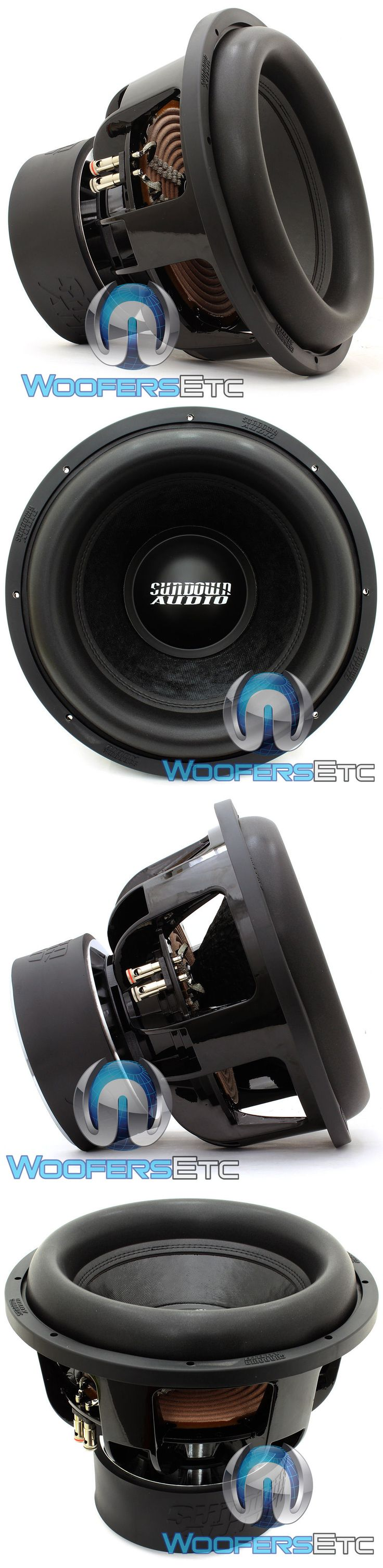 Car Subwoofers: Sundown Audio X-15 V.2 D2 Pro 15 Dual 2-Ohm 1500W Rms Bass Subwoofer Speaker -> BUY IT NOW ONLY: $549.99 on eBay!