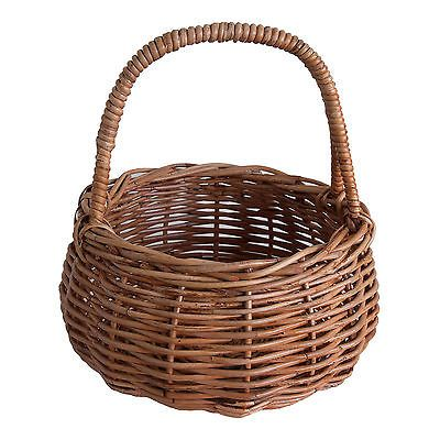 Traditional #wicker egg #storage display easter gift #basket,  View more on the LINK: 	http://www.zeppy.io/product/gb/2/181293935711/