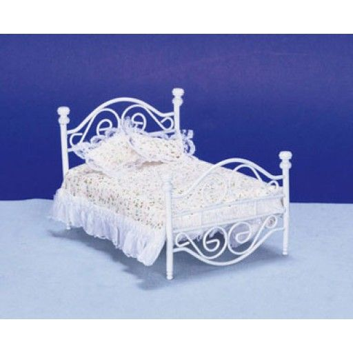 Best 25 White Iron Beds Ideas On Pinterest White Metal
