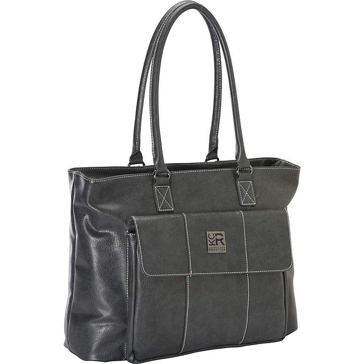 Buy the Kenneth Cole Reaction Let's Compare Laptop Totes at eBags - Tote your laptop to and from work or school inside this sleek shoulder bag from Kenneth Cole Reactio
