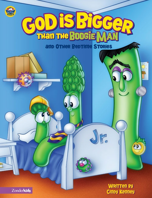 Bob and Larry in the Case of the Missing Patience I Can Read  Big Idea Books  VeggieTales