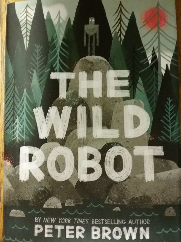 66 best my reading obsession images on pinterest books reading the wild robot by peter brown hardcover fandeluxe Image collections