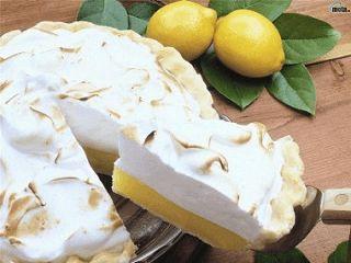 Лимонная Меренга (рецепт с фото)