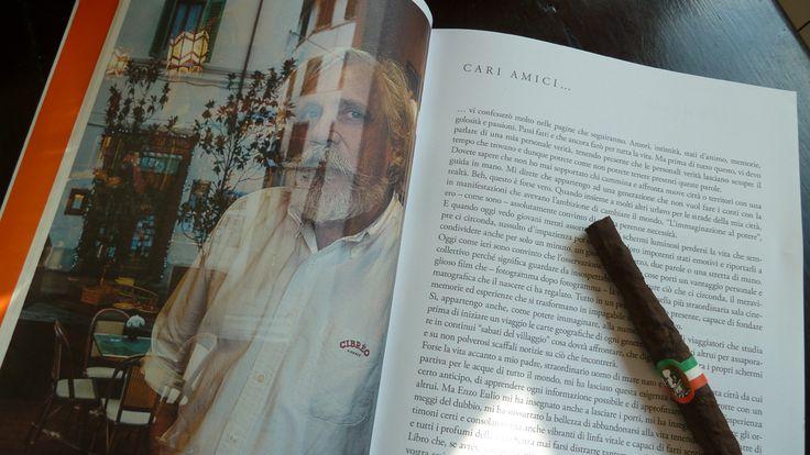 Vedere #Firenze da un altro punto di vista e farsi deliziare dalla cucina dello chef-filosofo Fabio Picchi e da un buon #sigaroToscano