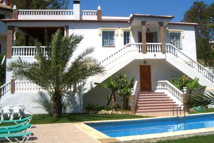 Villa Arantxa, Nerja, Costa del Sol